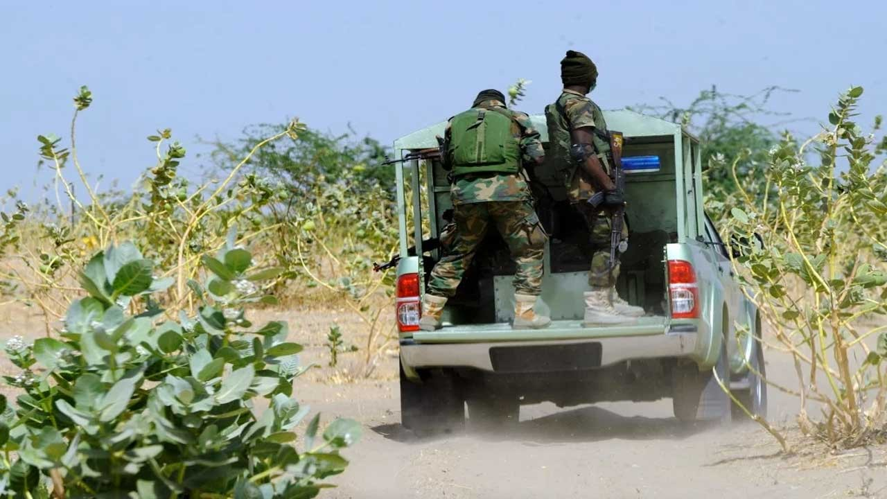 12 soldiers feared killed in Kaduna armed bandits' attack
