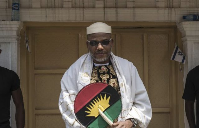Trial of Biafra members resumes without Nnamdi Kanu