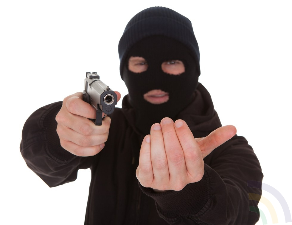 robbery with toy gun