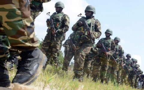Operation Last Hold - Commander Abba Dikko Urges Troops