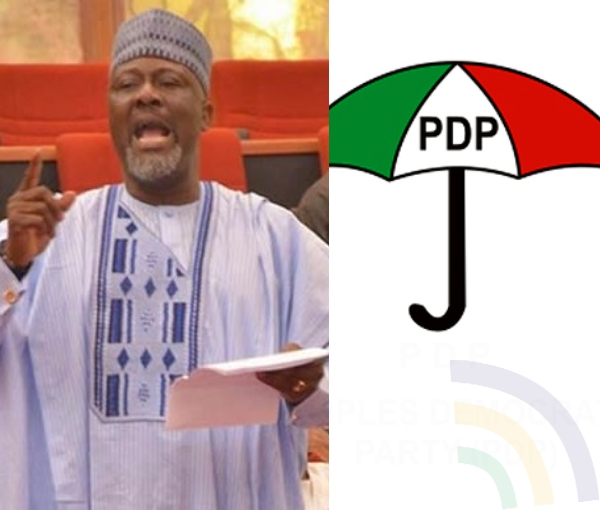 Dino Melaye Rejected