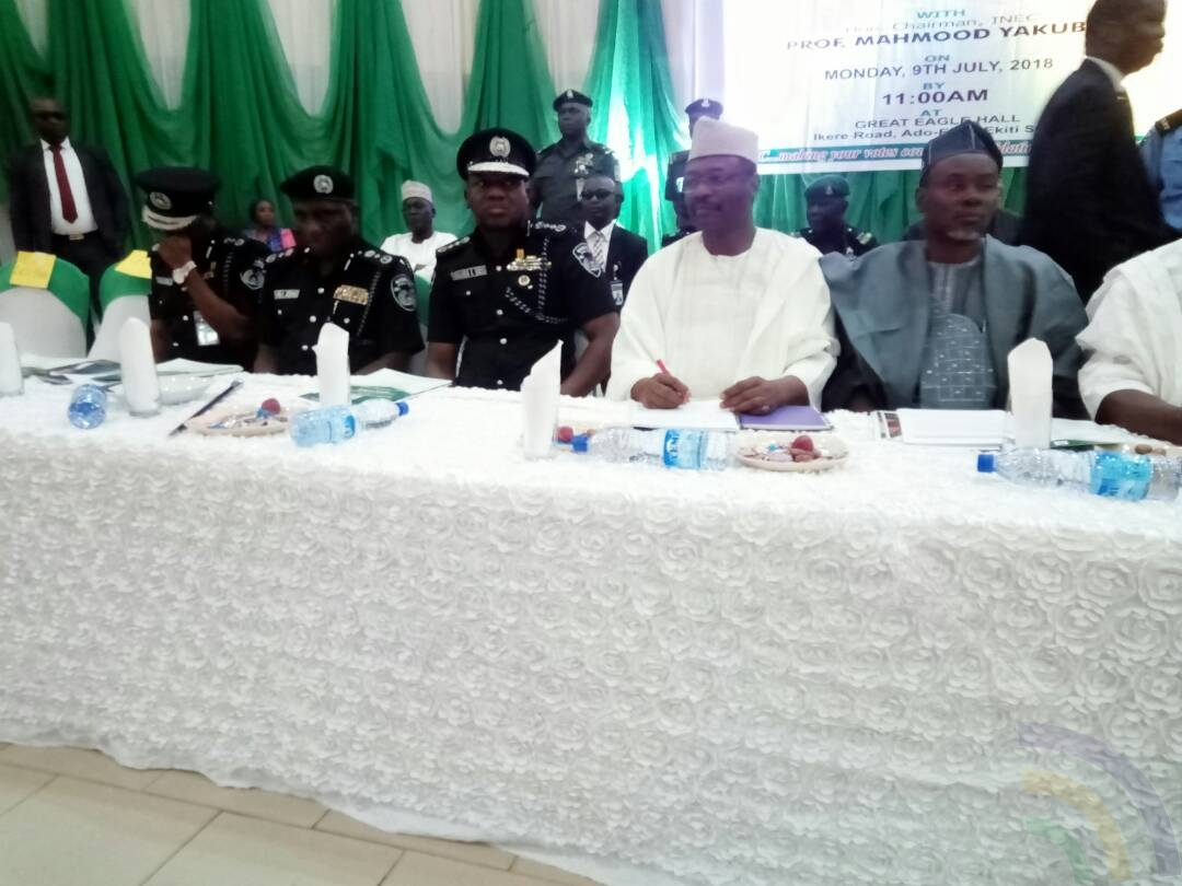 IGP Ibrahim Idris Editorial On Ekiti Election- IGP Idris and the penchant for conducting elections free of blood-bath