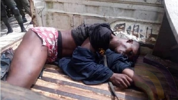 Notorious Robber Agbara Nabbed by Nigeria Police in Ogun State 2