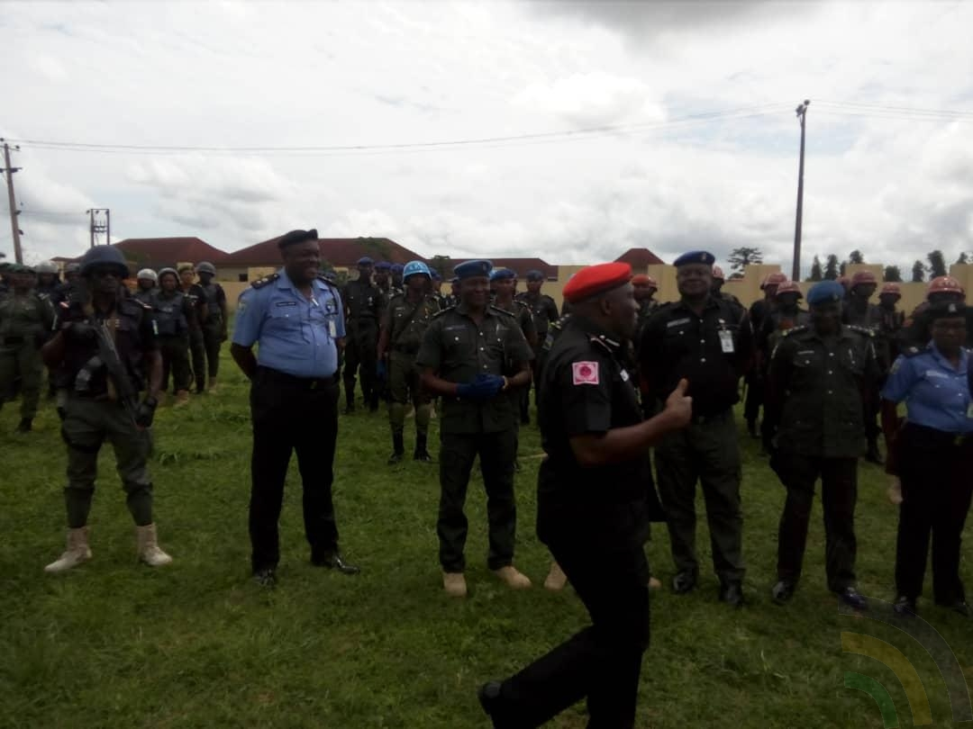 IGP Idris on Osun State September Election [Read Report]