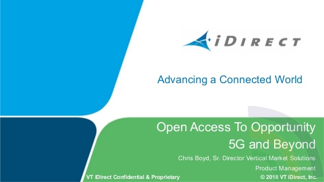 Internet Solutions Launches First iDirect DVB-S2X Network in Africa