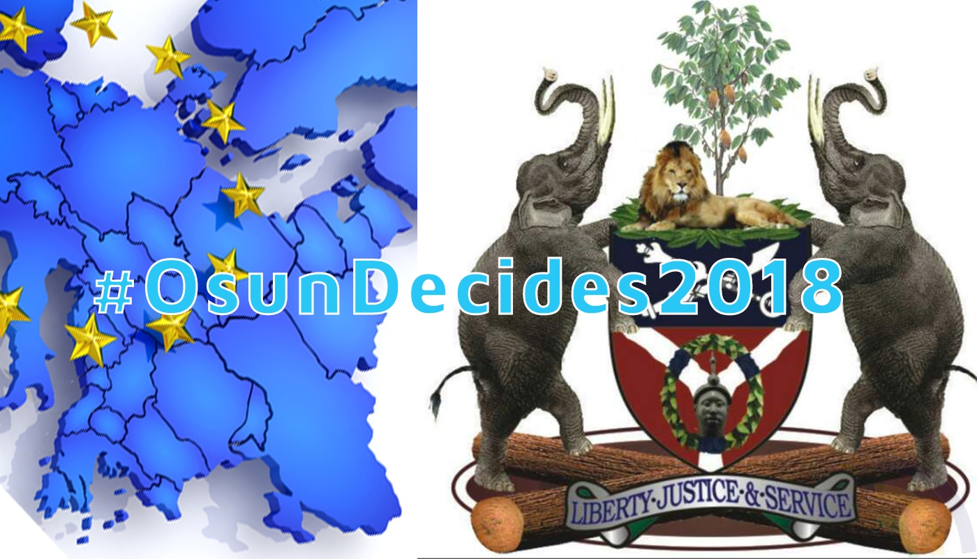 Mixed Views From EU, UK, US On Osun State Governorship Election