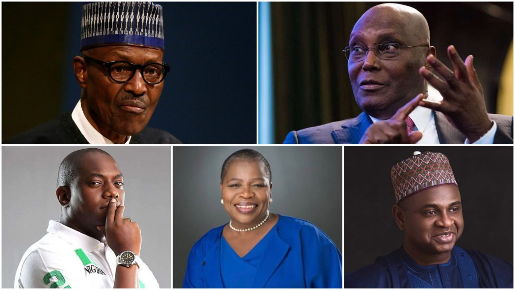 Presidential Debate to Commence on January 19 - BON Names just 5