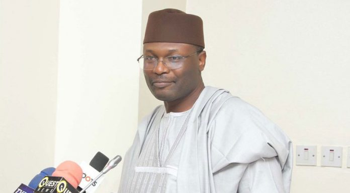 We are Ready for 23rd February - Chairman of INEC, Prof. Mahmood Yakubu Assures