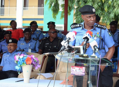 Adamu Mohammed (IGP) On Introducing Stun Guns to Police