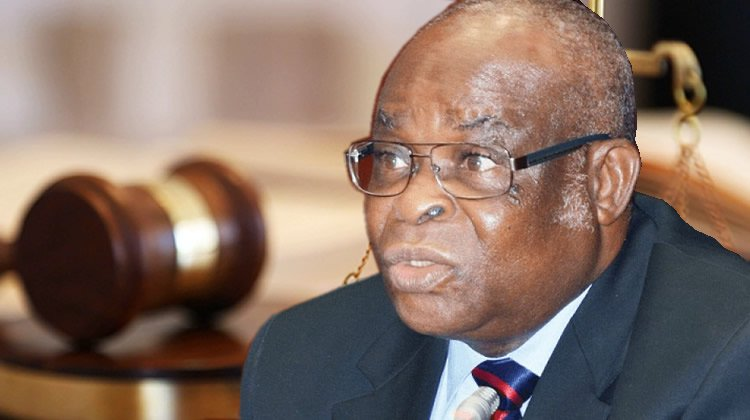 The suspended Chief Justice of Nigeria Onnoghen