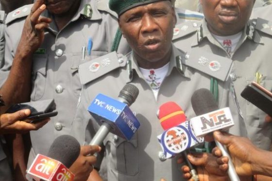 Kano-Jigawa Area Controller, Ahmed Nasir (Customs Set to Close Supermarkets Selling Foreign Rice in Nigeria)