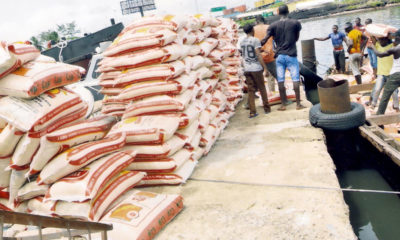 Nigeria Customs Uncovers New Methods of Smuggling Rice