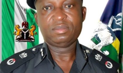 Commissioner of Police, Hakeem Odumosu (Courtesy: Vanguard)