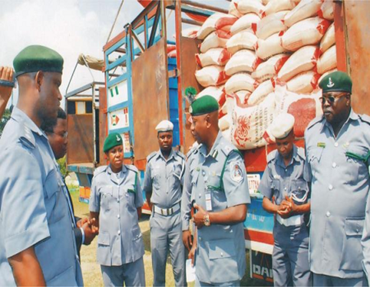 Joint border drill records seizures worth N11bn in 1 year — Official