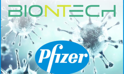 ON COVID-19: Germany Approves Human Trians of Potential Vaccine by Pfizer, BioNTech
