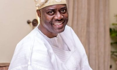 How I overcame Covid-19 Covid-19,Governor Makinde Open up | Vitamin C | Honey