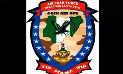 Dapchi Air Task Force military terrorists Boko Haram