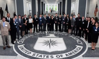 WHO China CIA COVID-19