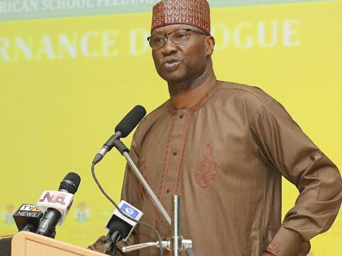 Boss Mustapha, FG | CORONAVIRUS CASE | presidential task force
