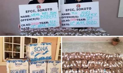 EFCC Bribe Chinese worth