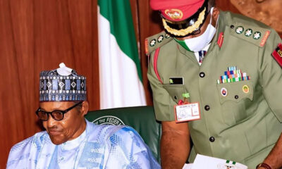 President Buhari New Chief Personal Security Officer