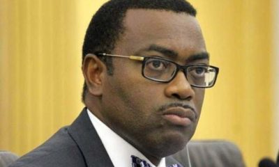 """The Akinwumi Adesina of AfDB - Africa Development Bank"""
