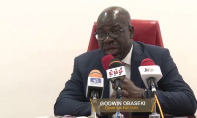 Godwin Obaseki Governor of Edo State