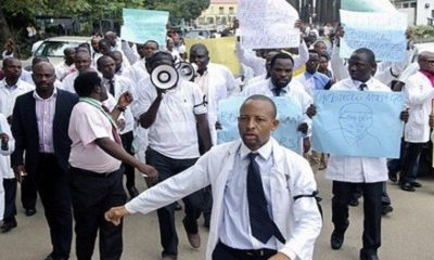 Resident doctors nationwide strike