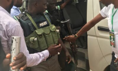 Female Arms Smuggling Syndicate