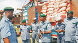 Nigeria Customs Kebbi State N200m seizes items