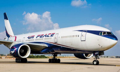 Air Peace UK Stranded Nigerians