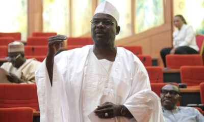 Senator Ali Ndume Asks FG To Stop Rehabilitating Ex-Boko Haram Fighters
