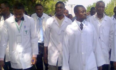 Lagos Doctors To Call-Off Strike three-day warning strike