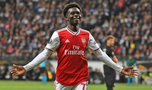 saka signs new deal with arsenal football club
