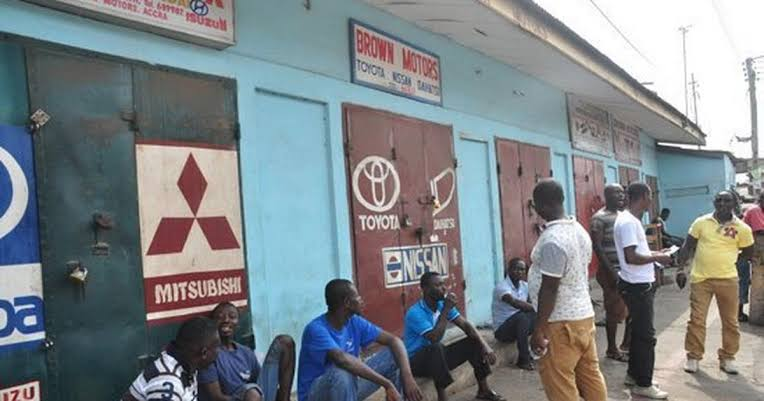 COALITION SEEKS ASSISTANCE FOR 160 TRADERS IN GHANA
