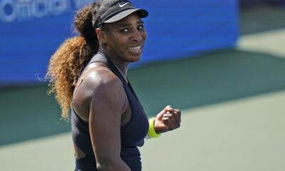 Williams Seals 3rd Round Progress in Western and Southern Open