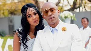 Mafikizolo Theo Marries Girlfriend 20 Years Younger than Him