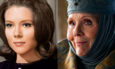 Actress, Dame Diana Rigg Dies at 82