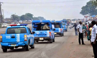 FRSC bar Trucks, FRSC