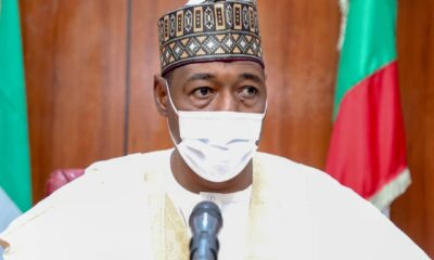 Zulum - No Network in Borno LGAs