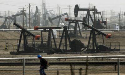Crude Oil Prices Drop Below $40/Barrel