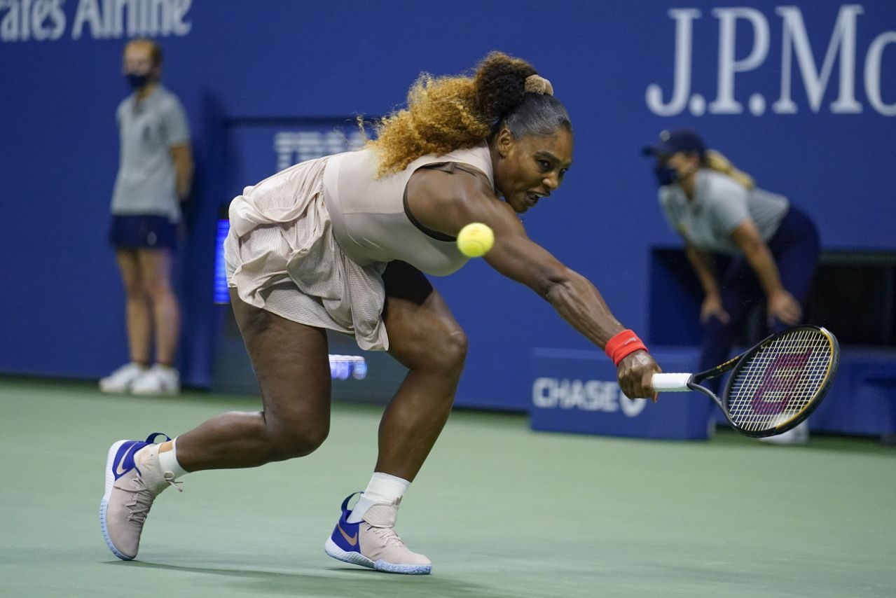 Serena Williams Ousted in The Semi-finals of U.S. Open