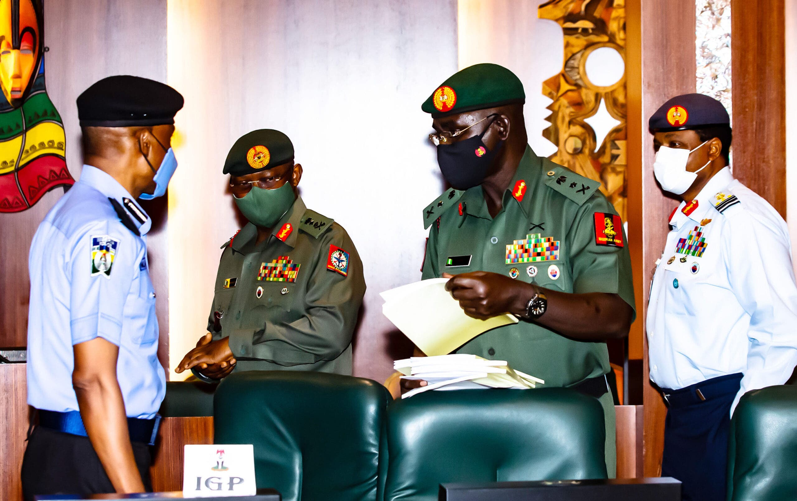 North-East Elders Renew Call for Sack of Service Chiefs, Say Level of Insecurity Unbearable