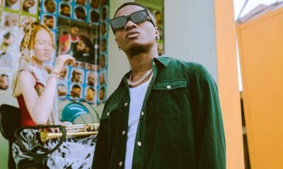 Wizkid Releases New Single, 'No Stress' And Reveals That 'Made in Lagos' Album Will Have 14 Tracks