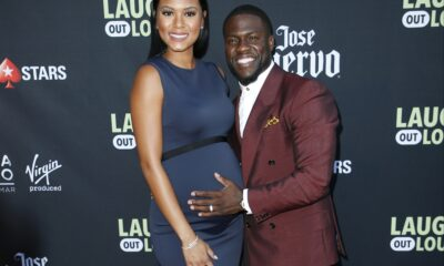 American comedian, Kevin Hart and wife Eniko have welcomed a daughter