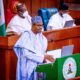 BUHARI GIVES BREAKDOWN OF N13tn 2021 BUDGET