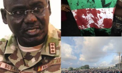 Lekki Tollgate Massacre: Army Denies Despite Video Evidence