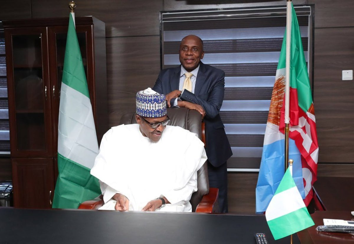 Buhari to Commission Lagos-Ibadan Railway January 2021