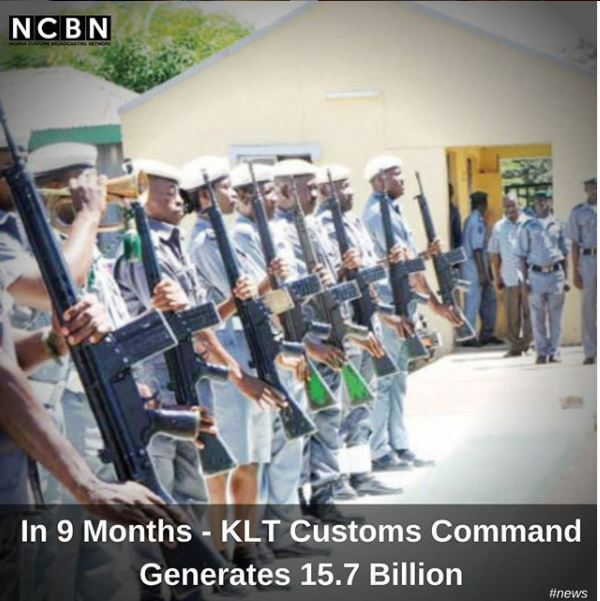 KLT CUSTOMS AREA COMMAND