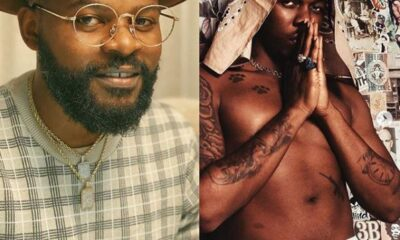 Reason behind FSARS Protest by Runtown and Falz